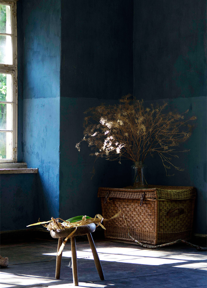 Hans Blomquist and Bauwerk Colour Collaborative - Humming Lime Wash Paint