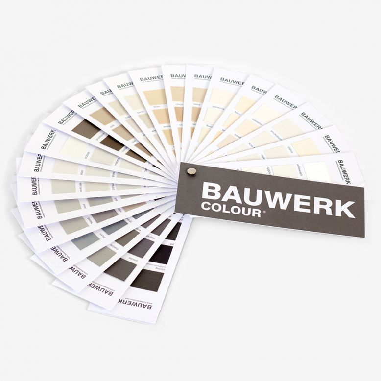 Bauwerk Colour Lime Paint – Fan Deck Neutrals